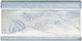 """Lond. Mithos Blu - Grigio  10x20 . 4""""x8"""""""