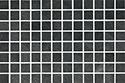"""BlackMosaico (2,5x2,5 . 1""""x1"""")  20x30 . 8""""x12"""""""