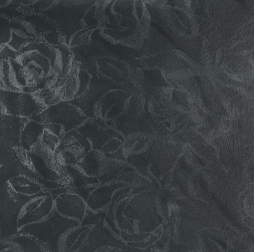 Roses Black  60×60 . 24″x24″ Rettificato/Rectified