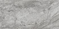 Decoro Exagon 25,2×50,5 . 10″x20″ Lapp. Rettificato/Rectified