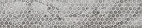 Fascia Exagon 10×50,5 . 4″x20″ Lapp. Rettificato/Rectified