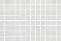 "White Mosaico (2,5x2,5 . 1""x1"")  20x30 . 8""x12"""