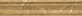 "Treccia Marmo Scabos  3x20 . 1""x8"""