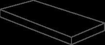 Gradino angolare costa retta DX/SX  32x40x3x3 . 13